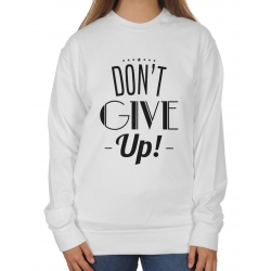 Bluza Oversize Don't give up