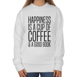 Bluza Oversize Happines is a cup of coffee